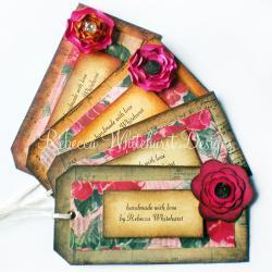 Customised Olde Worlde Style Gift Tags